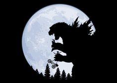 Shin Gojira T-Shirt - Godzilla T-Shirt is $11 today at TeeFury!