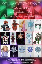 Deluxe Christmas Collection 2008 (E-Book) by Charlotte Holley - Beaded Legends by Chalaedra
