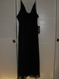 Milano Black Wedding Formal Funeral Gown Size 6XL 24 Style 750 Plus Size Dress