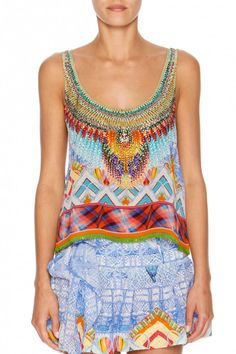Camilla Franks Crossing Paths tank