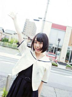 Hori Miona (堀未央奈) #Miona (みおな) #nogizaka46