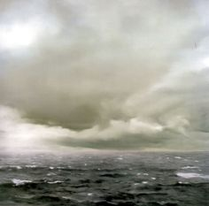 Hugh Marwood: Lost At Sea: Gerhard Richter's Seascape