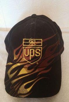 c6f86485df681 Dale Jarrett  88 Brown UPS Cap Robert Yates Racing Ajustable in Sports Mem