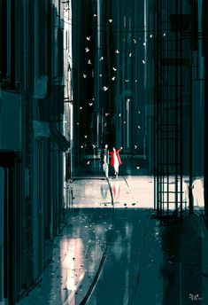 It was on Newbury Street. by PascalCampion on DeviantArt