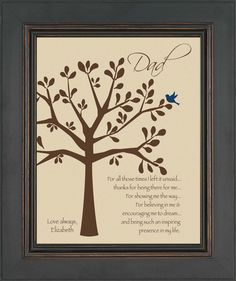 DAD gift - Personalized gift for Father's Day - Custom gift for DAD from kids - Colors and wording can be customized Fathers Day Poems, Fathers Day Crafts, Gifts For Father, Diy Father's Day Crafts, Father's Day Diy, Holiday Crafts, Customized Gifts, Personalized Gifts, Daddy Gifts