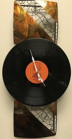 Talking Heads Phonograph, Tiered Cakes, Clock, Decor, Watch, Decoration, Clocks, Decorating, Deco
