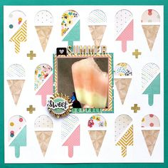 Layout: Summer Icy Pole