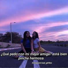 Cute Spanish Quotes, Spanish Memes, Cute Quotes, Besties Quotes, Best Friend Quotes, Bffs, Couple Goals Relationships, Relationship Goals Pictures, Cute Phrases