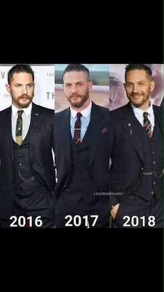 Oh my Tommy, you only get better with age. Tom Hardy Actor, Tom Hardy Beard, Tom Hardy Photos, Tommy Boy, My Tom, Sharp Dressed Man, Celebs, Celebrities, Perfect Man