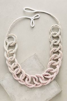 Ombre Loops Necklace