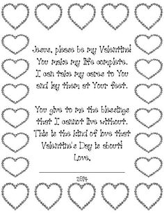 valentines day poems for friends