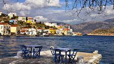 Kastelorizo island,Greece