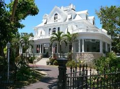 Visit the Curry Mansion Inn - 10 Things You Can Only Experience In Key West