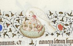 Book of Hours, MS M.1004 fol. 157r - Images from Medieval and Renaissance Manuscripts - The Morgan Library & Museum