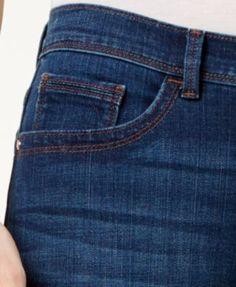 Lee Platinum Petite Cameron Stretch Cropped Jeans - Green 10P