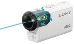 Sony Adds Optical Image Stabilization to Its Action Cameras