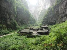 Wulong County