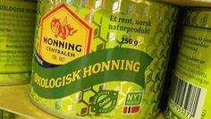 Økologisk honning