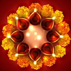 4 Best reasons to explore India during Diwali festival. Diwali festival is the most idle time to visit India to explore the diversity of India. Rangoli Designs Flower, Colorful Rangoli Designs, Rangoli Designs Diwali, Flower Rangoli, Diya Designs, Rangoli Ideas, Diya Decoration Ideas, Diwali Decorations At Home, Diwali Decoration Lights