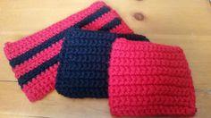 3-Pack Crochet Potholders