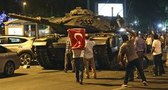 The Deputy Chairman of Turkey's Center-Left Republican People's Party has called for the immediate eviction of all foreign aircraft, tools and materials from the country and said that Incirlik Air Base should be shuttered.