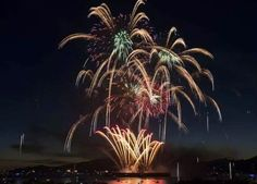 Celebration of Light-Vancouver