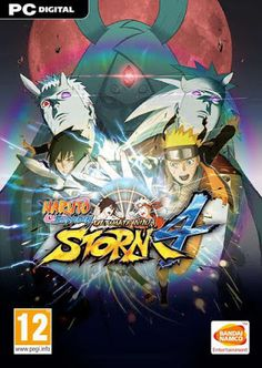 Naruto Shippuden Ultimate Ninja Storm 4 Update 8 [PC]GamesParadis - Le Paradis Des Jeux Vidéos