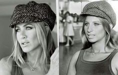 Streisand/Aniston style