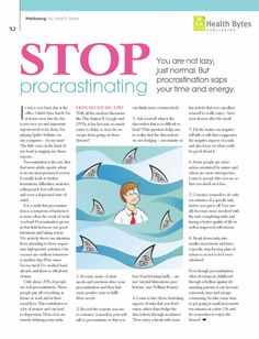 Wellbeing Stop Procrastinating time management, stop procrastinating Health And Wellness, Health Care, Now Quotes, How To Stop Procrastinating, Time Management, Dreaming Of You, Acting, Shit Happens, Learning