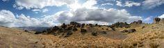 Ayacucho Stoneforest panorama