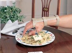 Economy Dorsal Wrist Support with Universal Cuff