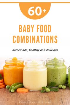 Do you want to learn how to make homemade, healthy and delicious baby food purees? Baby Puree Recipes, Pureed Food Recipes, Baby Food Recipes, Avocado Baby Food, Healthy Baby Food, Baby Broccoli Recipe, Baby Food Squash Recipe, Broccoli Baby Food, Green Bean Baby Food