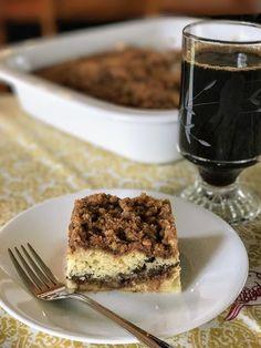 Mennonite Girls Can Cook: Sour Cream Coffee Cake