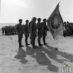 Chinese troops training... 国军在潼关作战、训练  1941