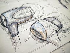 Как создаются вещи, эскизы промышленных дизайнеров | http://skyrye.com.ua/kak-sozdayutsya-veshhi-e-skizy-promy-shlenny-h-dizajnerov/