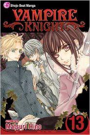 'Vampire Knight, Vol. 13' by Matsuri Hino and Matsuri Hino