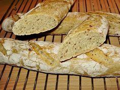 Cibuľové bagety • recept • bonvivani.sk