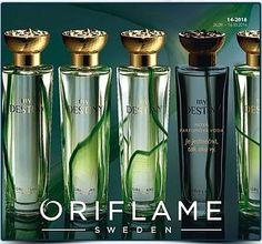 Компания Oriflame создала новый аромат MY DESTINY,готовый подчеркнуть уникальность каждой женщины.Добавление кристаллов турмалина делает его особенным--ведь в природе не встречаются два идентичных минерала.Впервые в