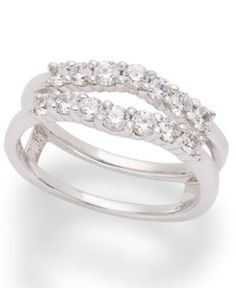 Macys ring | More here: http://mylusciouslife.com/bling-fling-engagement-ring-pictures/