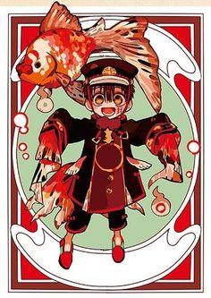everything about jibaku shounen Hanako kun: 3 - Shounen And Trend Manga Gon Anime, Anime Art, Couple Anime Manga, Manhwa, Arte Sketchbook, Cute Anime Wallpaper, Manga Covers, Anime Kawaii, Monster