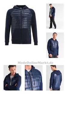 #Columbia #NORTHERN #COMFORT #Sweatjacke #collegiate #navy #für #Herren #7747790