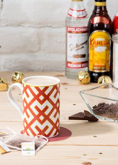 3 recipes to warm up your drink menu with some spiked hot tea this winter.