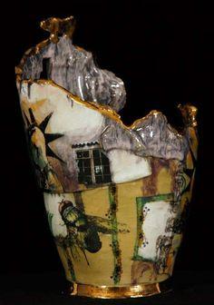 Lone Borgen. Danish Ceramist