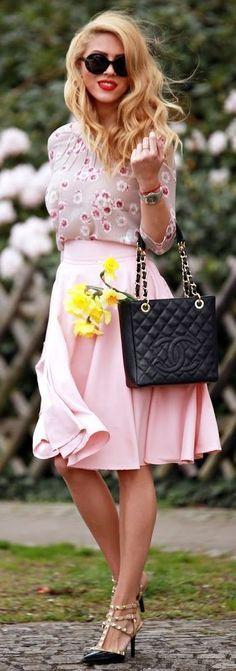 Tüm Dünya Çapındaki Fashionistas Bu Bahar For You İlham ver
