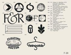 F-20 / World of Logotypes