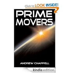 Prime Movers   Andrew Chappell  $4.99 or free with Prime