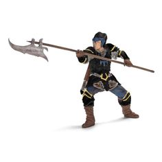 Schleich Dragon Knight with Polearm