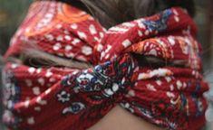 turban twisté - Partout A Tiss - Blog de couture & Do It Yourself