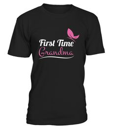 First Time Grandma Shirt   Best Christmas Gifts For Grandma