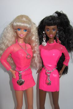 Earring Magic BarbieS 1992 | Flickr - Photo Sharing!